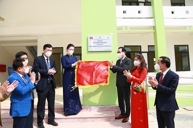 4th Samsung Hope School in Lang Son To Open This Month
