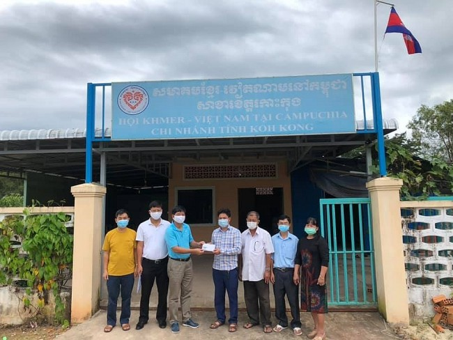 Vietnam Assists Friends In Need Amidst This Trying Situation
