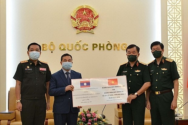Vietnam Assists Ukraine, Laos, Brunei with Medical Supplies