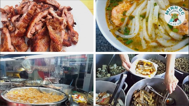 10 Best Dishes in Quy Nhon Coastal City and Where to Find Them