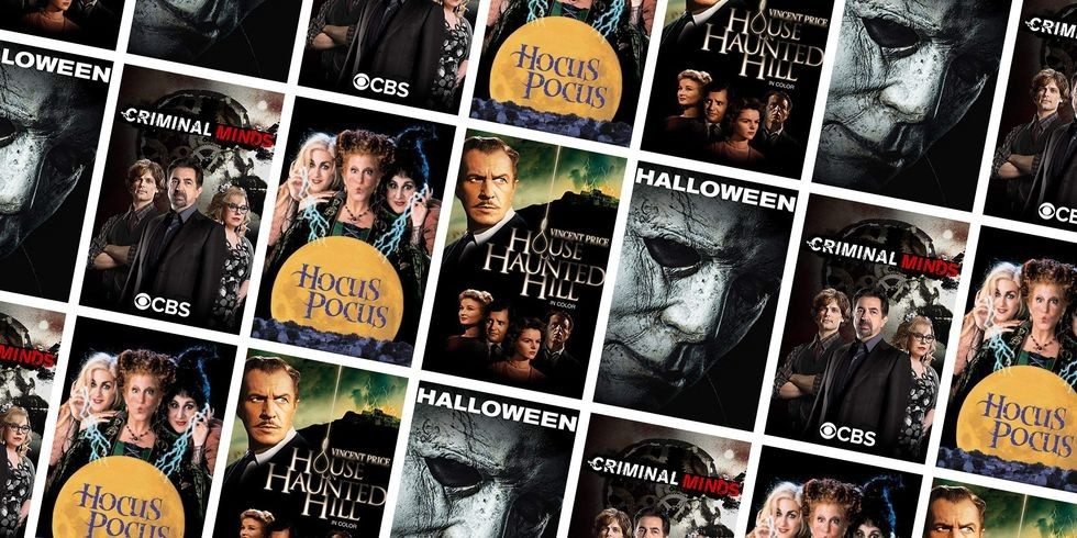 7 Halloween Movies to Watch for a Scary Evening In
