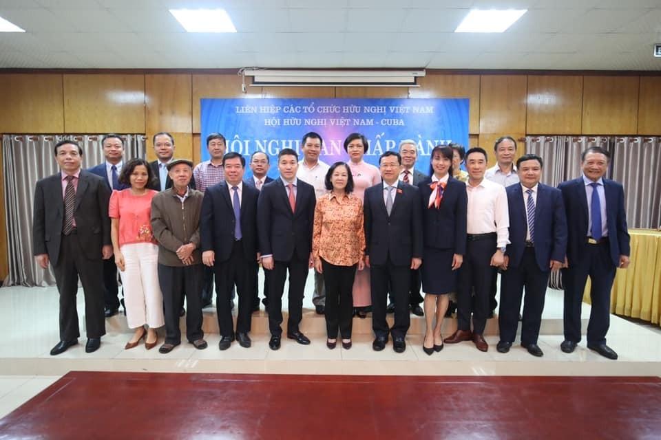 Vietnam-Cuba Friendship Association got new president