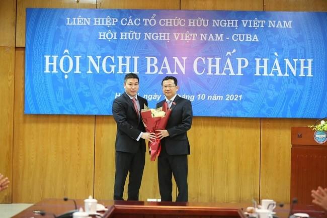 Vietnam-Cuba Friendship Association Elects New President