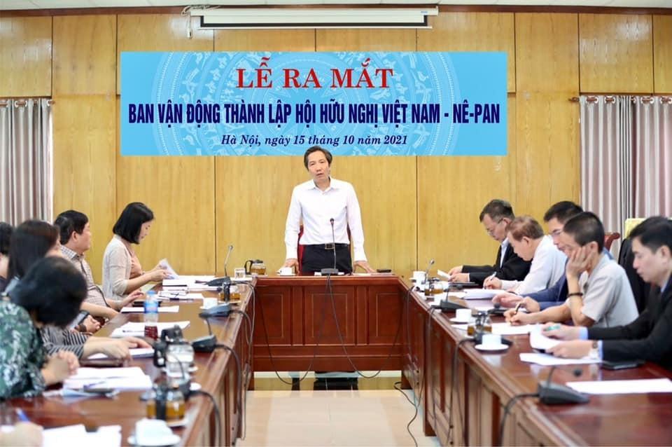 Strengthening Traditional Friendship Between Vietnam and Nepal