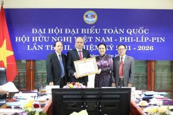 Vietnam - Philippines Friendship Association President Appointed