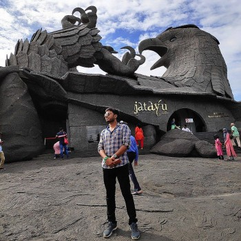 Explore The World's Largest Bird Sculpture in India