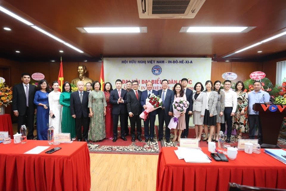 Friendship Association Sets to Tighten Vietnam - Indonesia ties