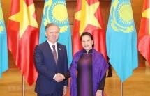 vietnam kazakhstan to prioritise boosting economic and trade ties