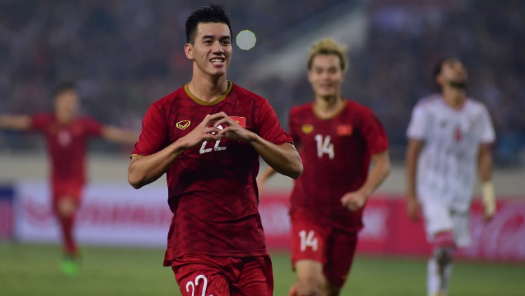 tien linh scores as vietnam edge past uae