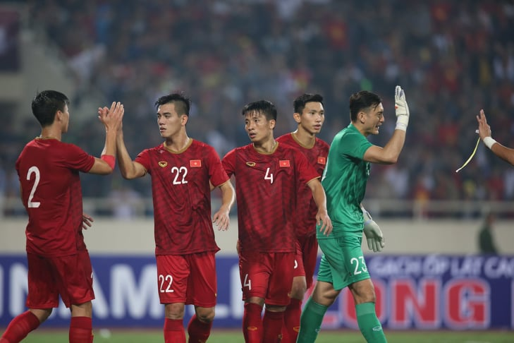 Park Hang-seo:  Vietnam to prepare immediately for match against Thailand