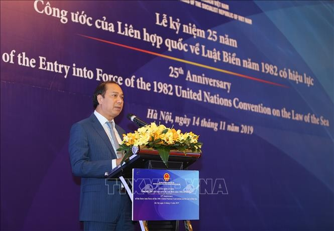 25th anniversary of uncloss entry into force marked in hanoi