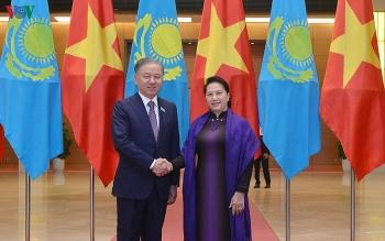 Vietnam, Kazakhstan to optimize advantages offered by VN-EAEU FTA