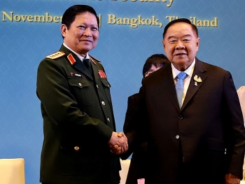 Vietnamese Defence Minister: International law is not respected in East Sea
