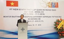 Over 160 Vietnamese businesses invest in Mongolia