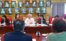 vietnam peace committee affirms support for anti nuclear weapons movement