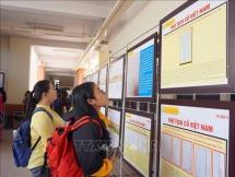 quang ngai exhibition proves vietnams sovereignty over hoang sa truong sa