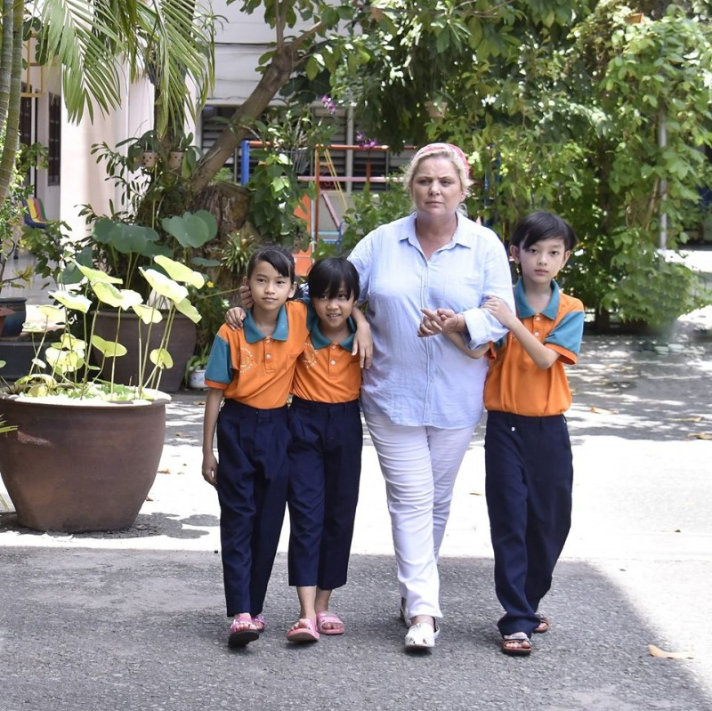 three generations in one family help children break poverty cycle