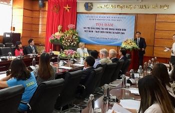 Vietnam, Sweden boost people-to-people diplomacy