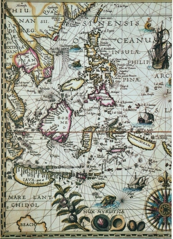 old western maps affirm hoang sa truong sa belong to vietnam