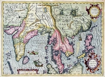 old western maps affirm hoang sa truong sa belong to vietnam