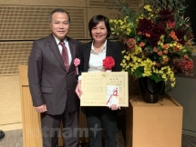 vietnamese female scientist honoured with japan international award for young agricultural researchers