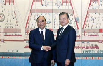 Vietnam, RoK to raise bilateral trade revenue to 100 billion USD