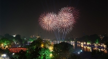 hanoi to welcome lunar new year with fireworks at 30 locations