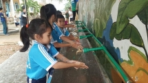 thua thien hue 130 international volunteers help improving childrens education environment