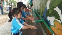 thua thien hue 130 international volunteers help improving childrens education environment
