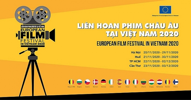 European Film Festival 2020 to kick off from Nov 20