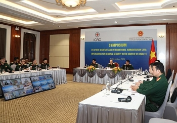 vietnam ensures cooperation in cyber security within admm plus