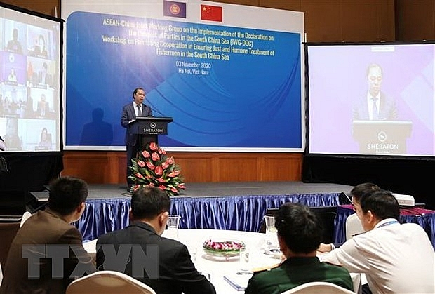 Ensuring equal and humane treatment of fishermen in Bien Dong Sea (South China Sea)