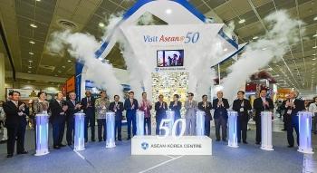 asean culture and tourism showcase opens in seoul