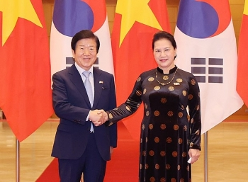 korean na speaker wraps up five day official visit to vietnam