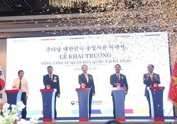 roks consulate general opens in da nang