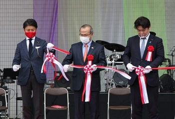 annual vietnam festival in japan opens in tokyo