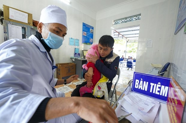 US helps Vietnam improve social health insurance