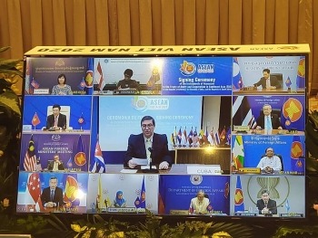 Three more countries join ASEAN's Treaty of Amity and Cooperation
