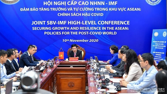 Countries seek ways to secure growth and resilience in ASEAN post-COVID-19