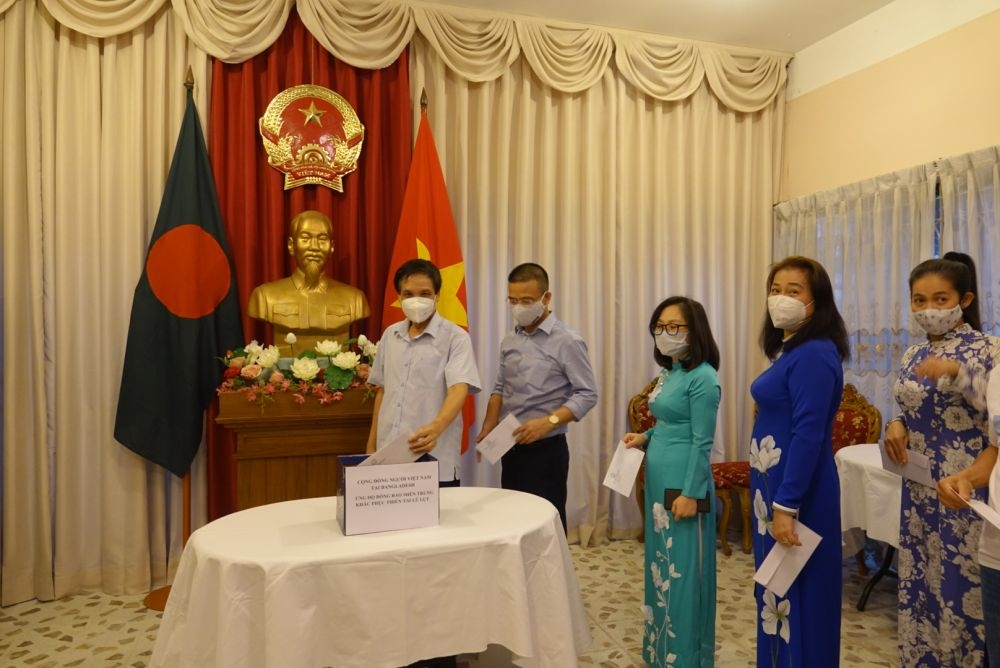 Overseas vietnamese in bangladesh establishes community liaison board
