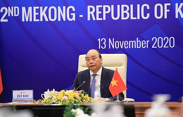 Further bolstering coordination between Mekong-RoK cooperation and ASEAN