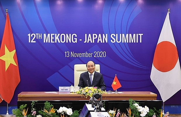 Mekong-Japan Summit called for cooperation strengthening and conectivity increasing