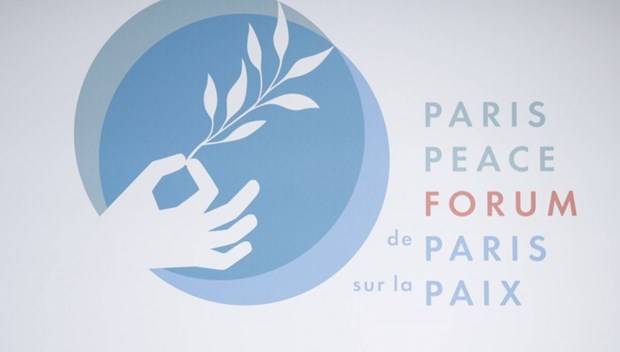 Remarks by pm nguyen xuan phuc at third paris peace forum hinh anh 1