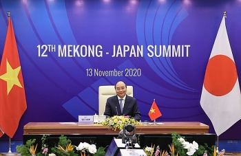 mekong japan summit called for cooperation strengthening and conectivity increasing