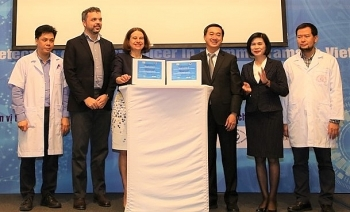 australian funded breast cancer detection tech officially launched