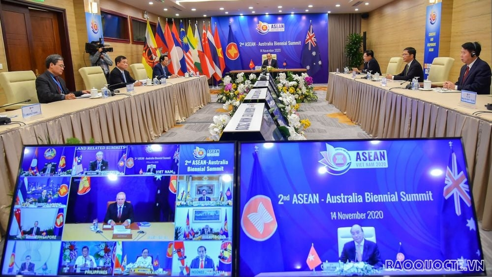 Australia, New Zealand pledge USD 669 million to ASEAN's COVID 19 response efforts