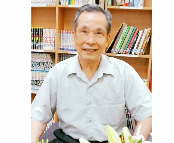 vietnamese scholar honored by japanese government