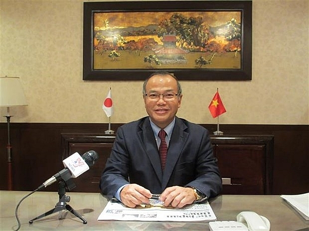 Vietnamese Embassy in Japan do its best to assists citizens amid COVID-19