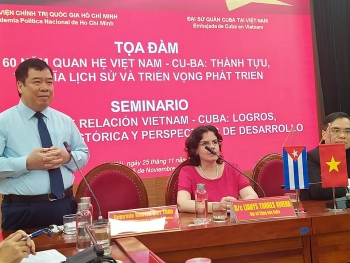 hanoi workshop spotlights six decades of vietnam cuba friendship