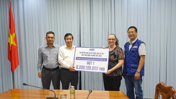 ngo provides more aid for localities hit by storms floods